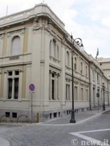 Corso Garibaldi nella zona restaurata