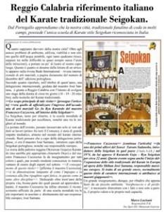 l'articolo portoghese