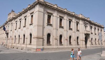 Reggio Calabria: Palazzo San Giorgio
