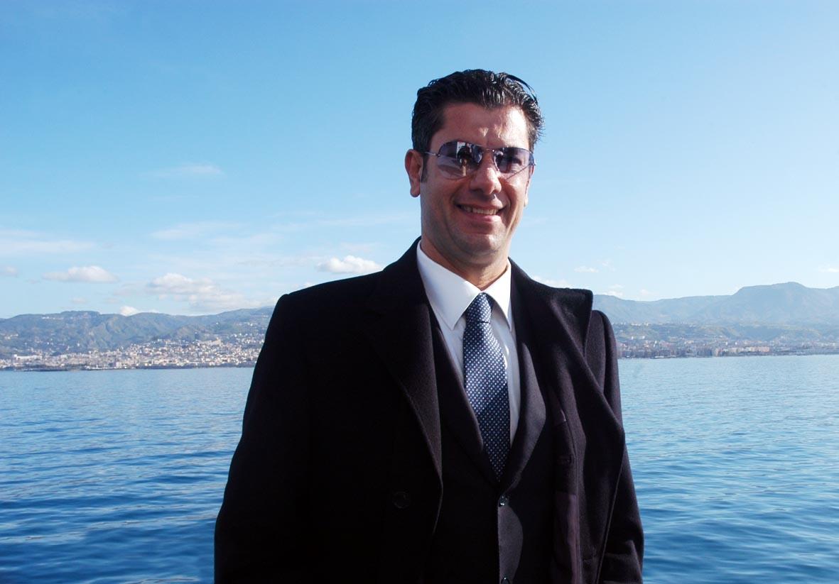 Giuseppe Scopelliti, candidato a governatore della Regione Calabria. Foto dalla rete