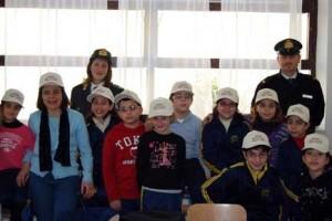gli alunni della IV A