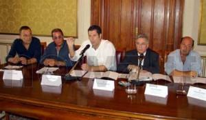 Baguini, Suraci, Scopelliti, Latella, Sidari