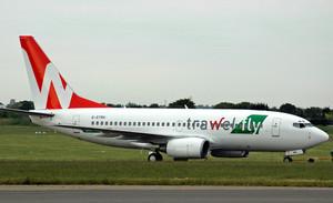 il jet Trawel Fly