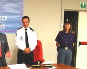 il brigadiere francese Riccardo Usai