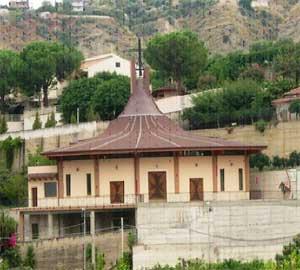 il nuovo complesso parrocchiale