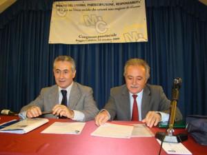 Enzo Massara e Achille Cilea