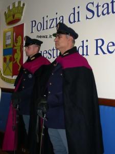 I cavalieri della Polizia di Stato