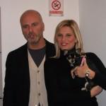 Gianluca Curti e Laura Freddi