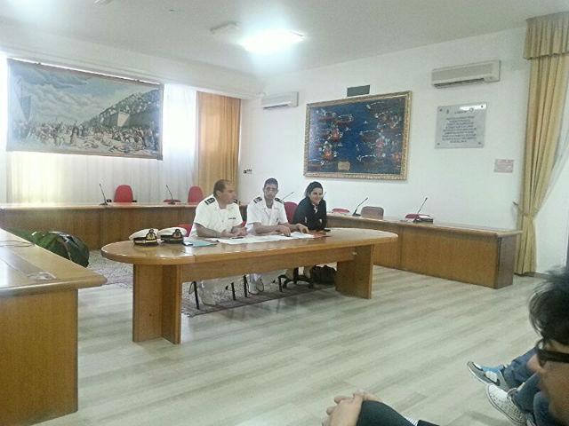 Incontro della Guardia Costiera con il Sindaco e i Balneari
