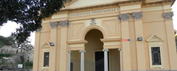 La Chiesa di Brancaleone Superiore