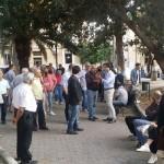 Ultime Notizie: Elezioni. Falcomatà visita San Brunello, Santa Caterina e Vito