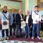 Ultime Notizie: Raffa incontra i pallavolisti dell?Asd di Cinquefrondi