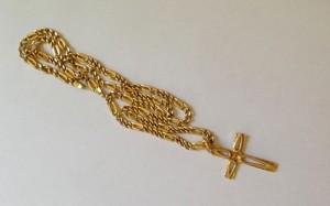 La collana d'oro non ancora reclamata