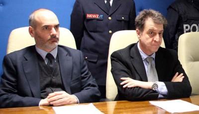 Francesco Rattà e Gennaro Semeraro