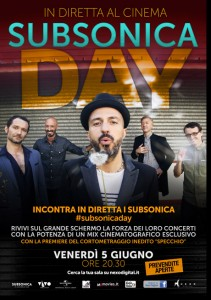 Subsonica - day