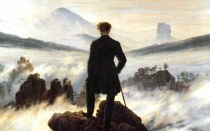 Friedrich-Viandante-mare-nebbia