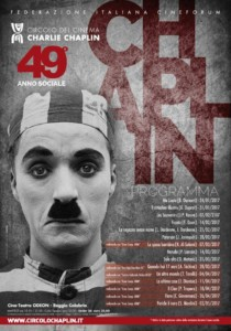 Al via martedì 24 gennaio la 49ª rassegna del Circolo del cinema Charlie Chaplin 4