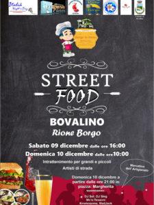 "Locandina ""Street Food Borgo in Festa"""