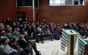 Lamezia Terme. Assemblea Cisl FP con il segretario generale Marinelli