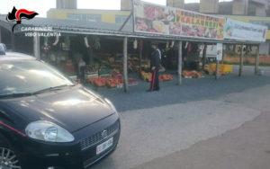 Pizzo Calabro. Controlli dei Carabinieri al negozio di frutta e verdura sprovvisto di autorizzazione amministrativa ed igienico sanitaria