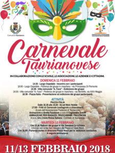 Carnevale Taurianovese 2018