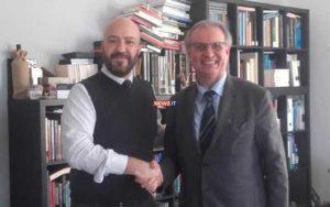 Carmelo Malacrino e Vittorio Caminiti