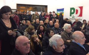 Polistena. Presentazione della candidatura di Ottavio Amaro alle elezioni 2018