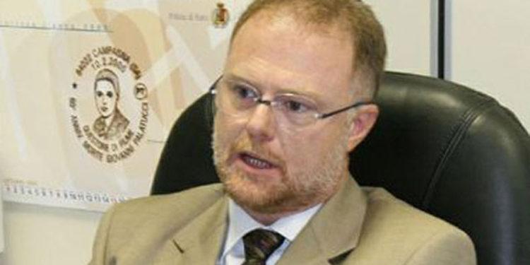 Roberto Di Palma. Sostituto Procuratore DDA Reggio Calabria