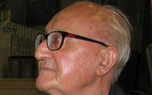 Don Antonio Santoro, già parroco della chiesa San Giorgio al Corso