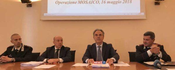 Da sinistra: Carulli, Dominijanni, Paci, Battaglia