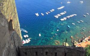 Scilla. Vista dal Castello Ruffo