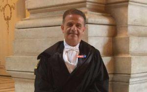 L'avvocato Antonio Romeo