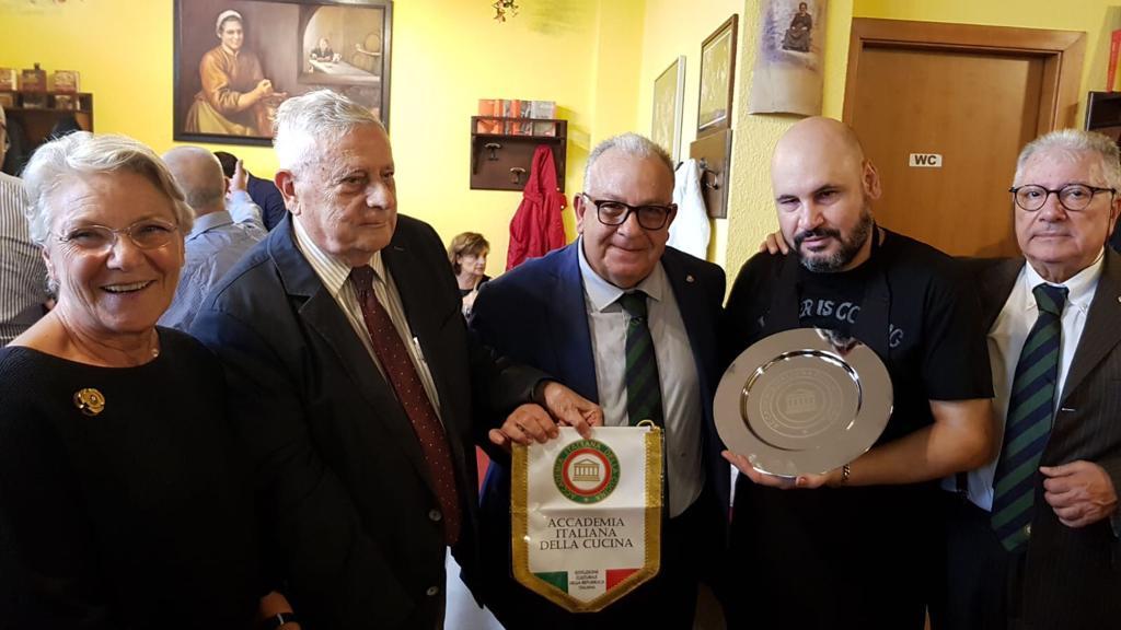 Accademia italiana della cucina a trieste bucci «È un colpaccio