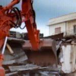 Demolizione ex ristorante Fata Morgana foto 1