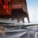 Demolizione ex ristorante Fata Morgana foto 2