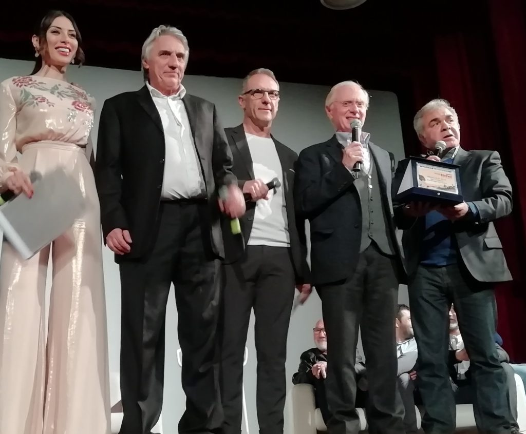 Roberto Chevalier_Premio Oreste Lionello