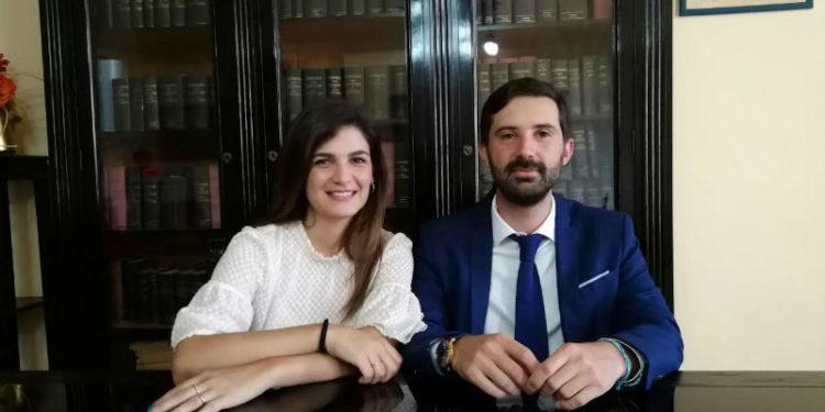 Alessia Avventuroso e Giuseppe Ranuccio