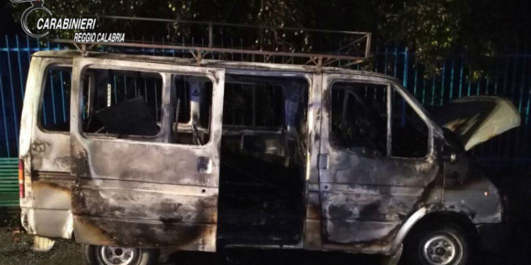 Polistena. Incendi per vandalismo: Carabinieri notificano 2 divieti di dimora 2
