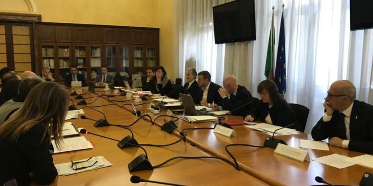 Commissione parlamentare rifiuti: audizioni nella Prefettura di Reggio Calabria 2