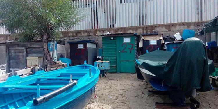 Controlli sul litorale di Archi: sequestrati 40 manufatti e 26 verricelli 2