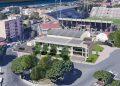 Approvato il progetto definitivo della nuova piscina comunale di Piazza della Pace 2