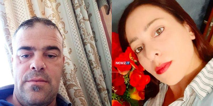 Vincenzo Cordì e Susanna Brescia
