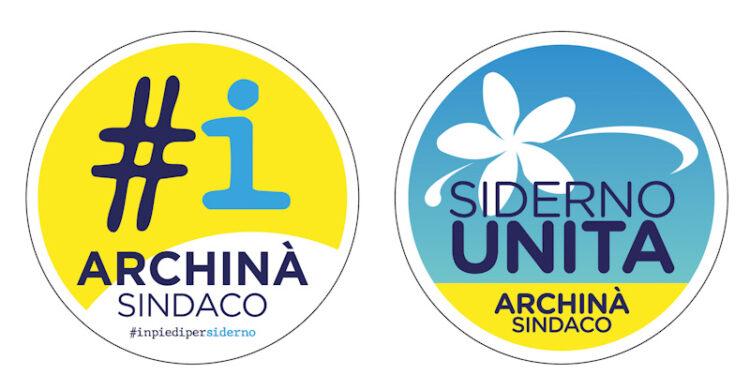 Liste candidato sindaco Siderno Stefano Archinà