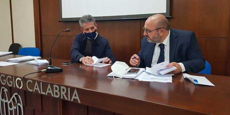 Francesco Siclari e Michele Laganà